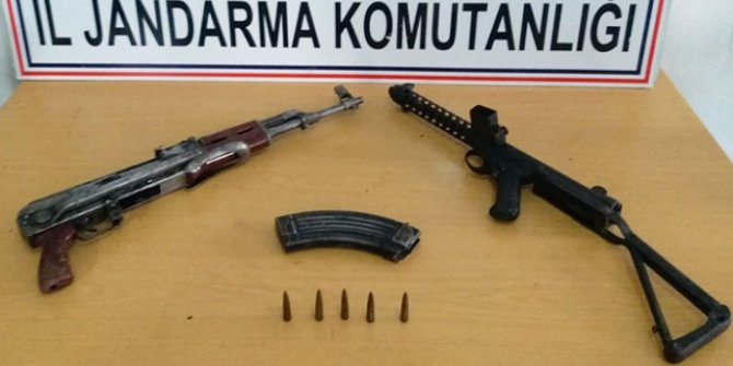 Van Özalp'te  terör operasyonu!
