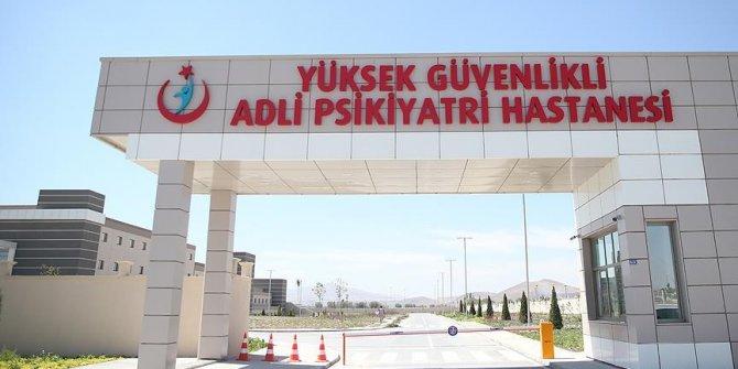 Türkiye'de ikinci ''Yüksek Güvenlikli Adli Psikiyatri Hastanesi''