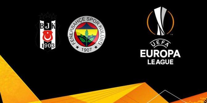 Temsilcilerimizin  UEFA Avrupa Ligi maçları hangi kanalda?