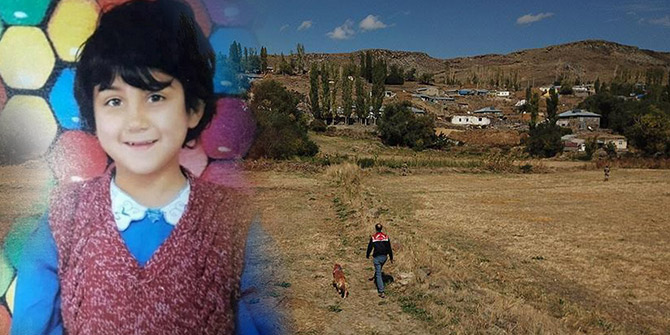 Flaş Haber... 9 yaşındaki kızın kaybolmasında tutuklama