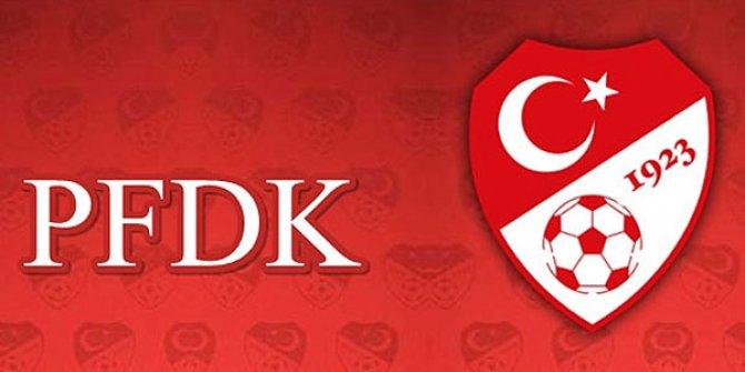 PFDK kararları açıklandı!  İşte Trabzonspor ve Fenerbahçe'nin cazaları...