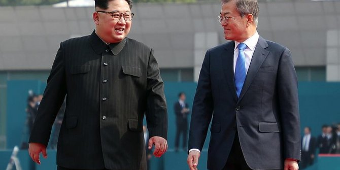 Kore liderleri yeniden el ele!