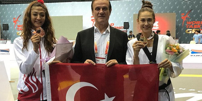 İlk Türk tekvandocu oldu!
