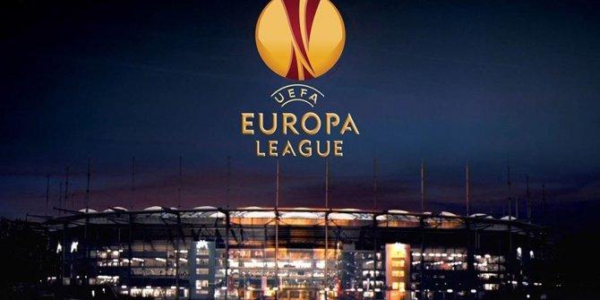 UEFA Avrupa Ligi'nde işte  gecenin sonuçları....