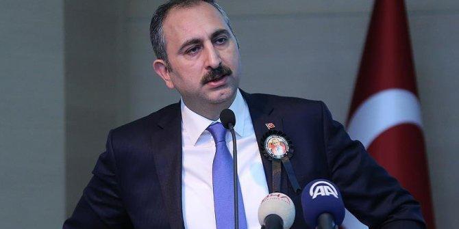 """Adalet Bakanı Gül'den """"Berberoğlu"""" hakkında açıklama"""