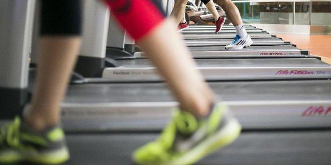 Egzersiz yapmak felç riskini azaltıyor