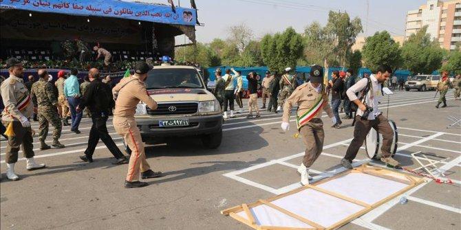 İran'ın Ahvaz kentinde düzenlenen saldırıda ölü sayısı 24'e yükseldi!