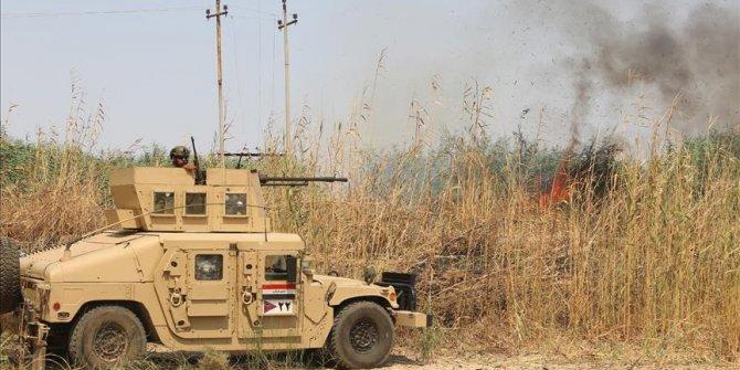 Irak'tan DEAŞ'a sahra operasyonu!