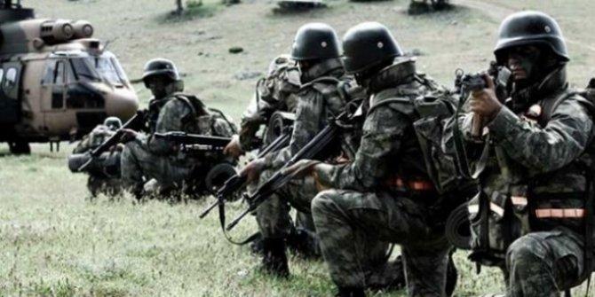 TSK'dan hava operasyonu: 7 terörist öldürüldü