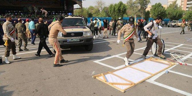 İran: Ahvaz'daki saldırının birçok faili yakalandı!