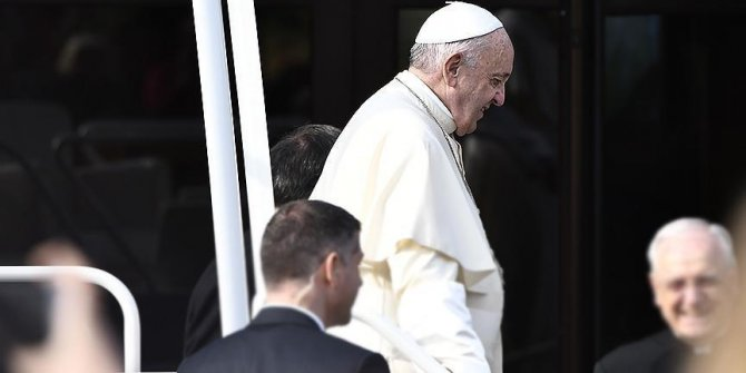 Papa'dan cinsel istismar talimatı