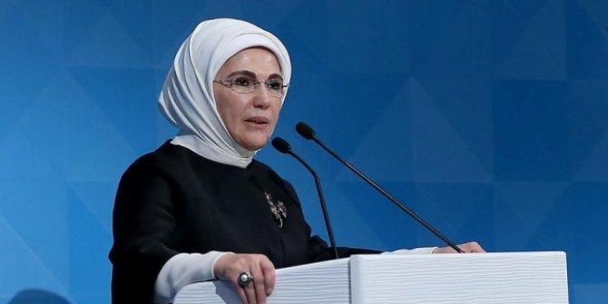 """Emine Erdoğan: """"Afrika'daki sorunların çözümündeki anahtar budur""""!"""