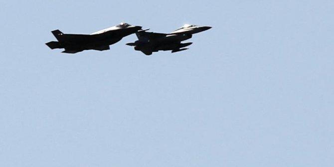 F-35B uçakları ilk kez hava saldırısı düzenlendi