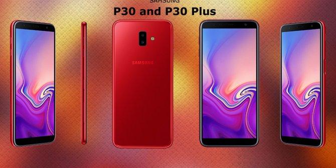 Samsung yeni  Galaxy P30 onaylandı! İşte merak edilenler..