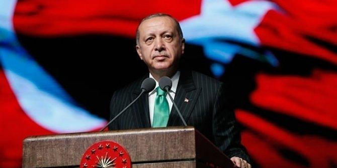 """Başkan Erdoğan: """"Terör listeleri verildi, neler olacağını süreç gösterecektir""""!"""