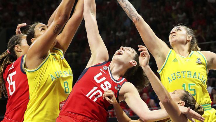 2018 FIBA Kadınlar Dünya Kupası'nda şampiyon...