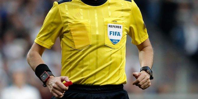 UEFA'dan Türk hakemlere ve gözlemcilere yeni görev