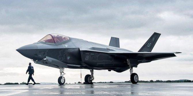 Joe DellaVedova: Türkiye'ye 2 F-35 uçağı daha yolda
