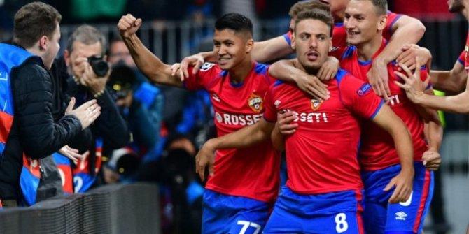 Roma'yı 3-0 yenen Real Madrid, CSKA Moskova'ya yenildi!