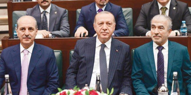 """Başkan Erdoğan """"Kimse 'Bu benim yakınımdır, bu benim şuyumdur, diye bir teklifiyle gelmesin"""""""