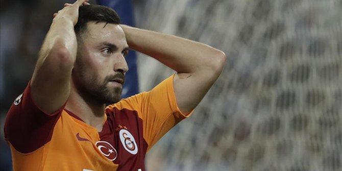 Galatasaray, Devler Ligi'nde liderliği kaptırdı!