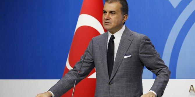 Çelik: Terör karşısında Türkiye'nin kararlılığı tamdır
