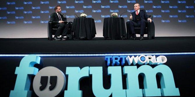 TRT World Forum sona erdi!