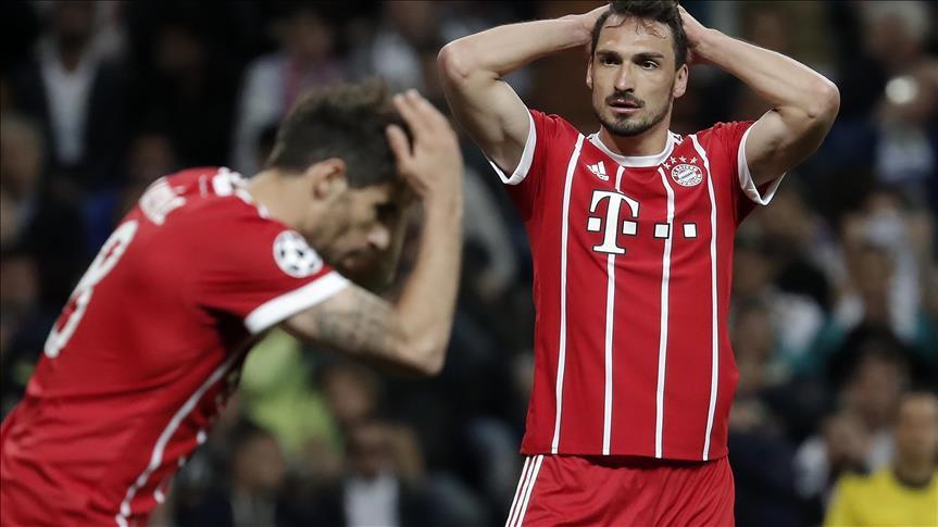 Alman devi Bayern Münih farklı kaybetti!