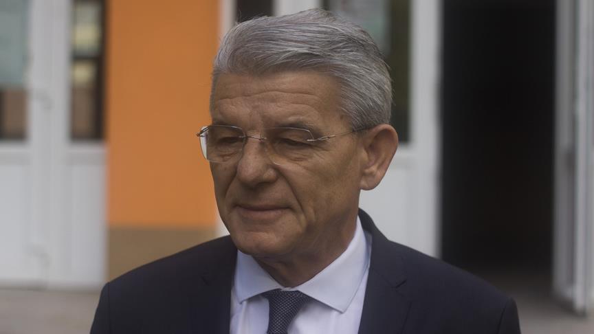 Sefik Dzaferovic'ten 'zafer' açıklaması