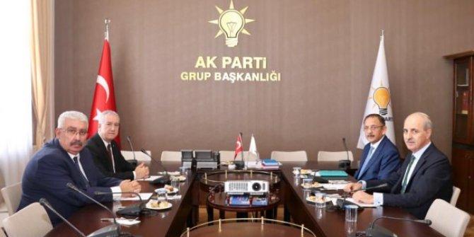 AK Parti-MHP ittifakı için flaş gelişme!
