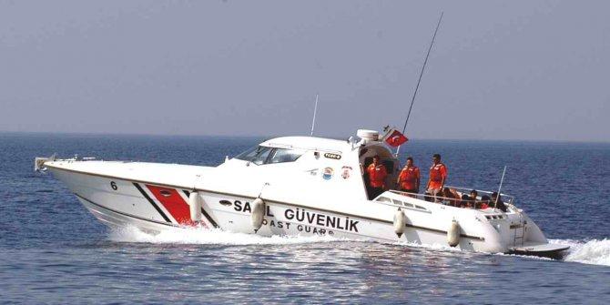 Ege Denizi'nde Yunanistan'a geçmeye çalışan 94 göçmen yakalandı!