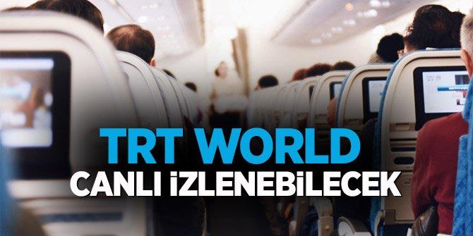 ''TRT World'' canlı yayınlanacak