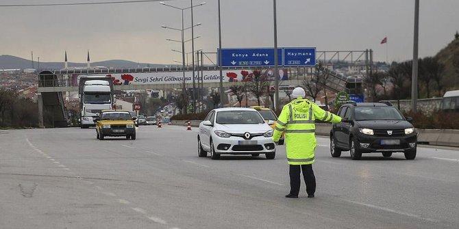 Dikkat... Başkentte bazı yollar trafiğe kapalı olacak!