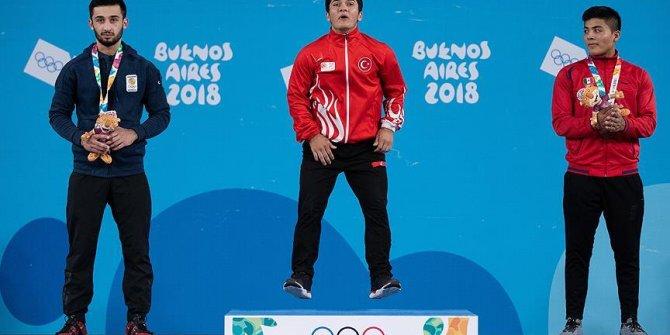 Arjantin'de milli sporculardan 1 Altın 1 bronz madalya