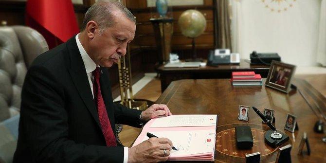 Başkan Erdoğan, Orta Vadeli Mali Planı'nı onayladı