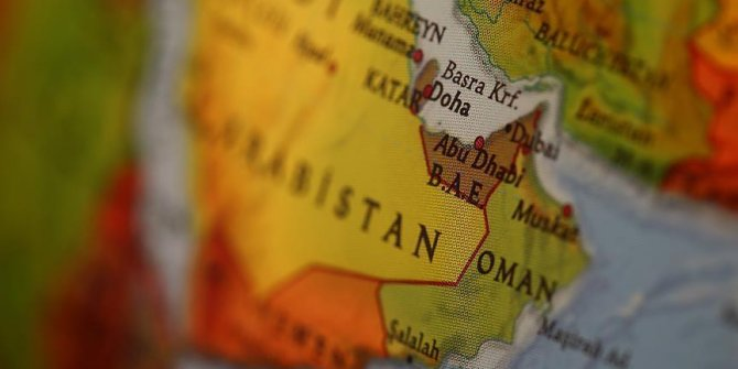 İsrail ve BAE büyükelçileri ABD'de bir araya geldi