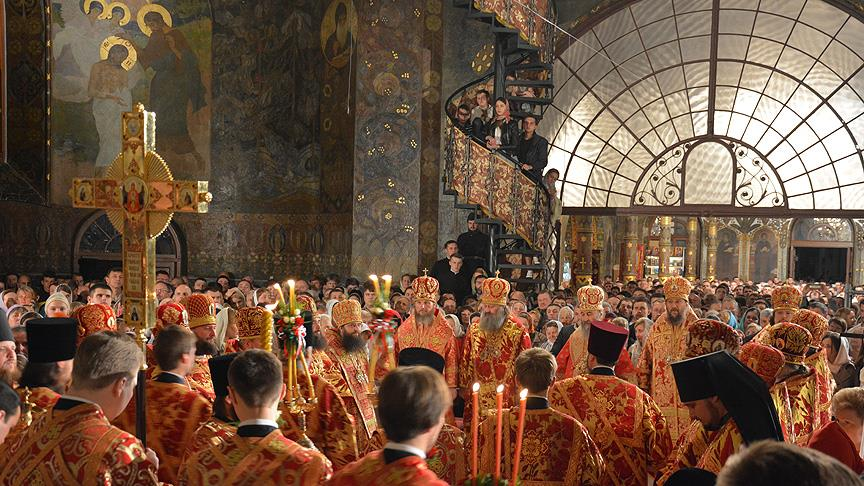Ukrayna Ortodoks Kilisesi'nin bağımsızlık talebine onay