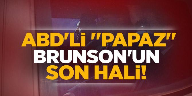 """ABD'li """"papaz"""" Brunson'un son hali!"""