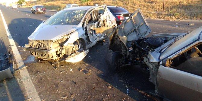 Mardin'de dehşet kaza! Ölü ve yaralılar var