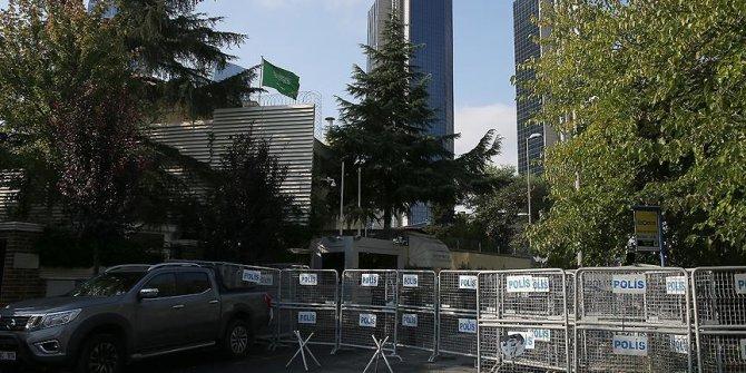 Suudi heyet Kaşıkçı soruşturması kapsamında Türkiye'ye geldi
