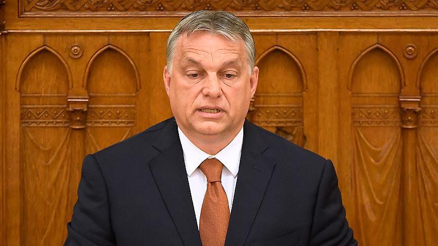 Macaristan Başkanı Orban'dan Türkiye açıklması