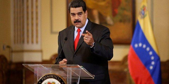 Nicolas Maduro:  Trump yönetimi beni öldürtmek istiyor