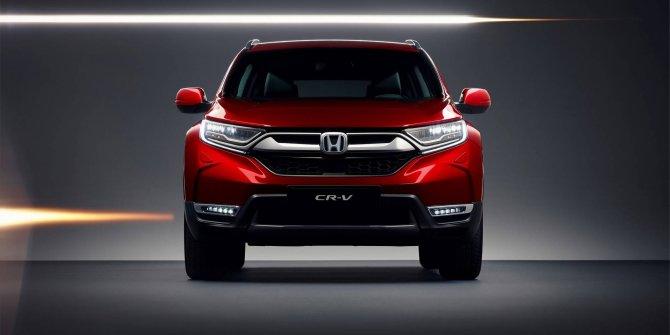 2019  Yeni Honda CR-V, Türkiye'de satışa çıktı! İşte fiyatı ve özellikleri...
