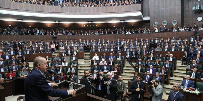 """Başkan Erdoğan açıkladı! """"CHP'nin direnmesi netice vermez"""""""