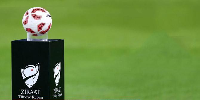 Ziraat Türkiye Kupası 4. eleme turu için kura çekimi yapıldı