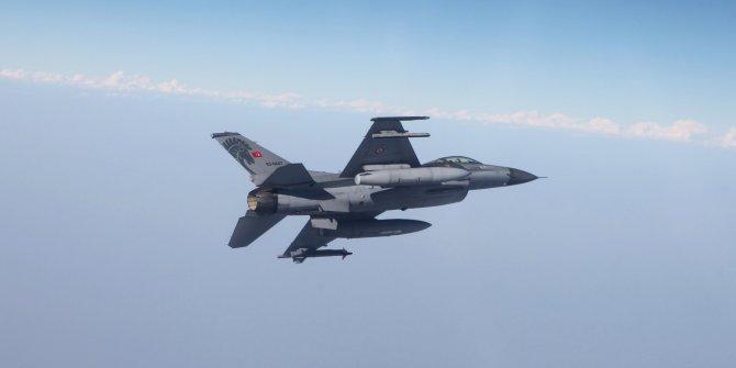 Kuzey Irak'ta hava harekatı