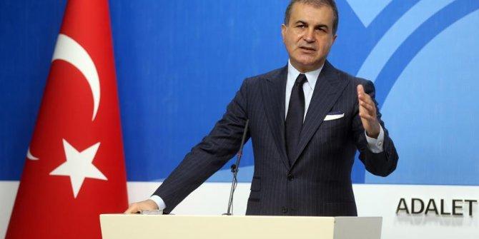 Çelik: Yunanistan gerilimi tırmandıracak eylemlerden uzak durmalı