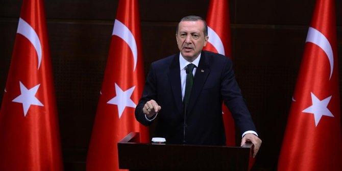 """Erdoğan, """"Yasa hâlâ neyi bekliyor? Bir an önce çıkartın""""!"""