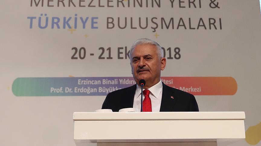 TBMM Başkanı Yıldırım: Türkiye, sürekli ileriye dönük hedefleri gözeten bir ülke
