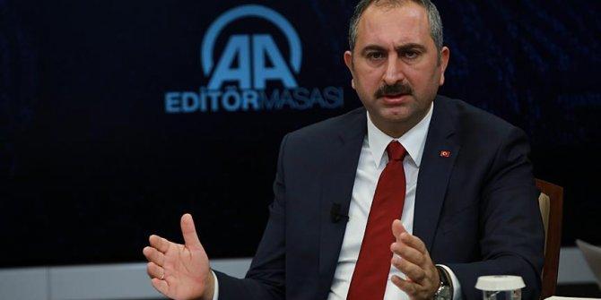 Bakan Gül: Darbe girişimine yönelik 209 dava tamamlandı